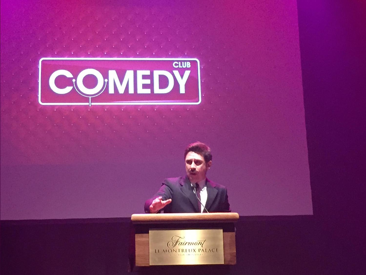 Comedy Club Russia Has Taken Montreux by Storm – Riviera Russe